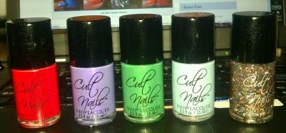 Cult Nails Fairy Tale Collection