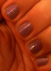 Two Coats Get Real-ism and one coat of Fairy Dust