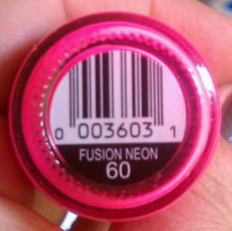 Sinful Colors Fusion Neon