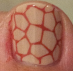 Crop of German Manicure Thumbnail