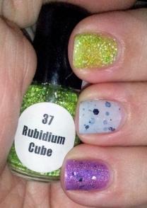 37 Rubidium Cube