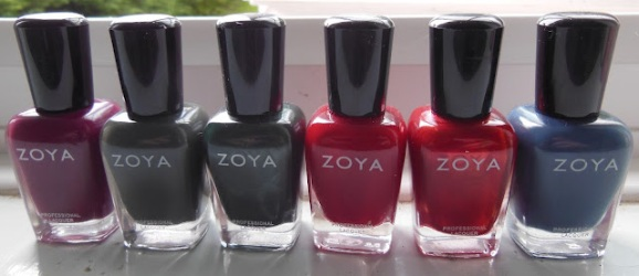 Zoya Giveaway from The Crumpet!