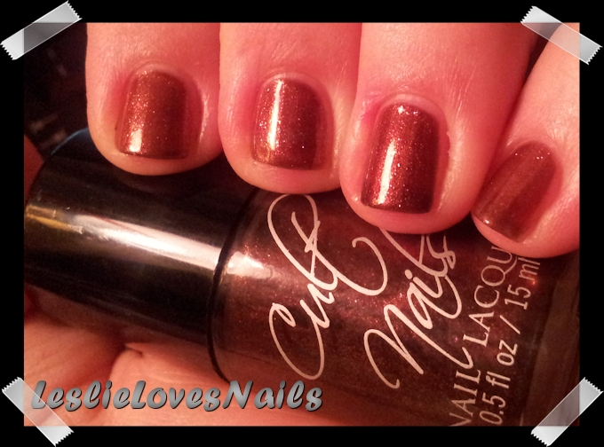 Cult Nails - Behind Closed Doors - Afterglow