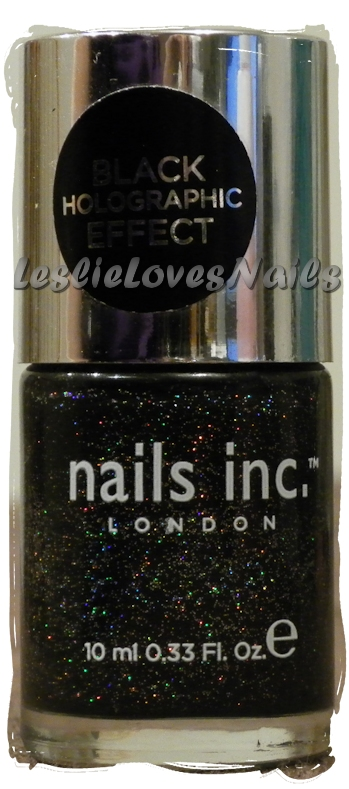 Nails Inc. Disco Lane