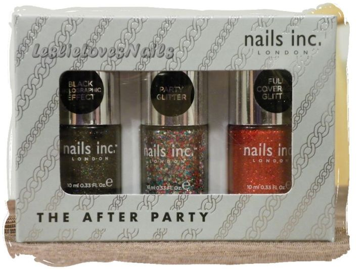 Nails Inc. The After Party Set