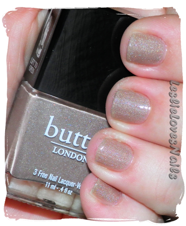 butter LONDON All Hail The Queen