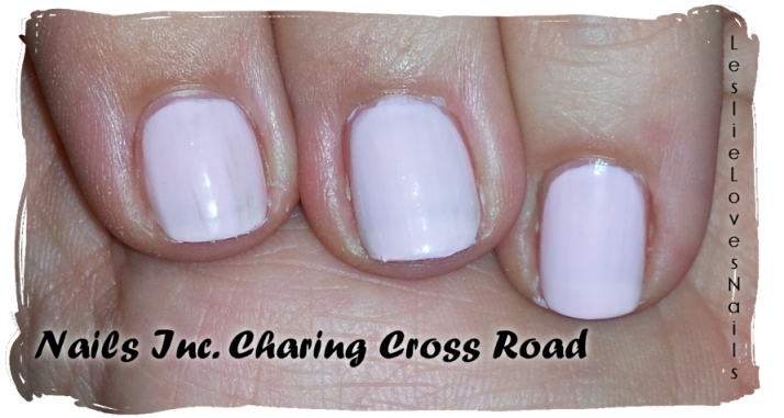 Nails Inc Charing Cross Road - Flash