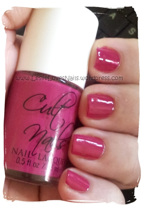 Cult Nails Morning Glory Topcoat