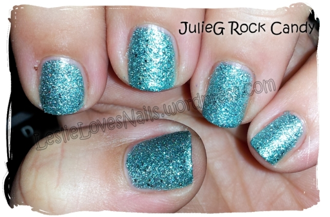 JulieG Rock Candy no topcoat
