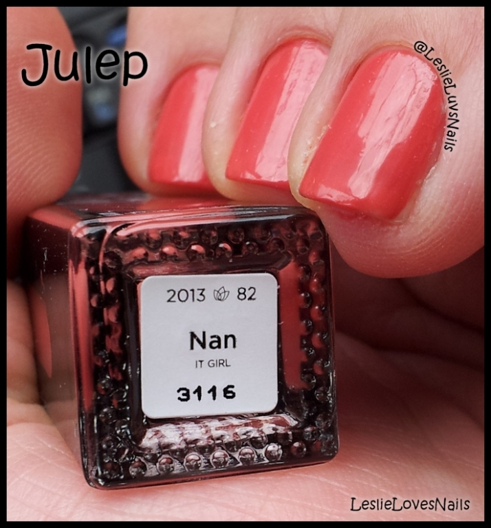 Julep Nan - It Girl June 2013