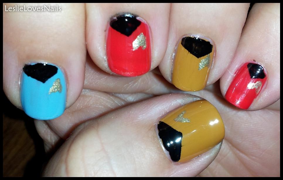 Honor Leslie Loves Nails