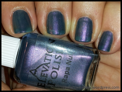Elevation Polish Rapa Nui Swatch - Flash