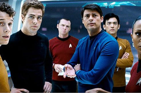 Star Trek (2009) screen capture