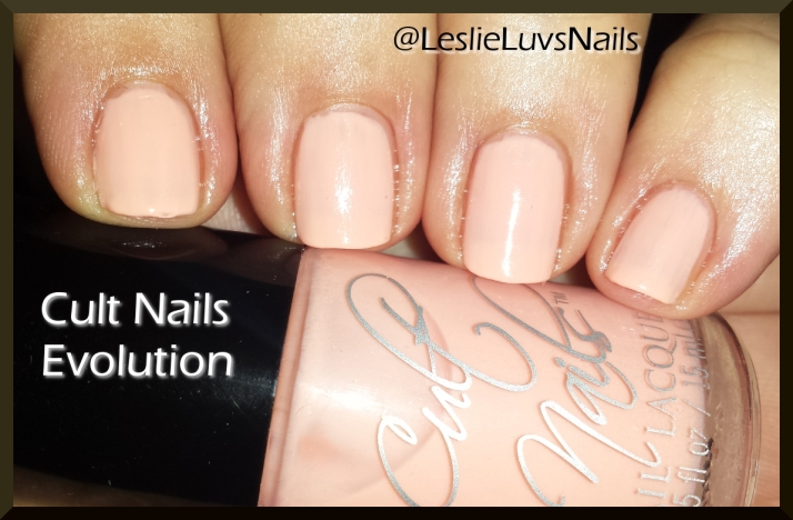 Cult Nails Evolution Flash
