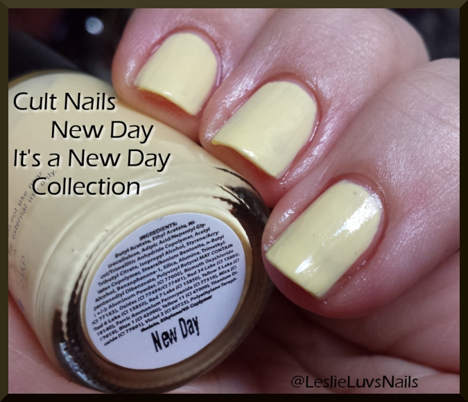 Cult Nails New Day Indirect Sunlight