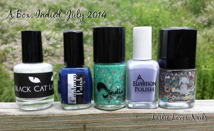 A Box, Indied - July 2014