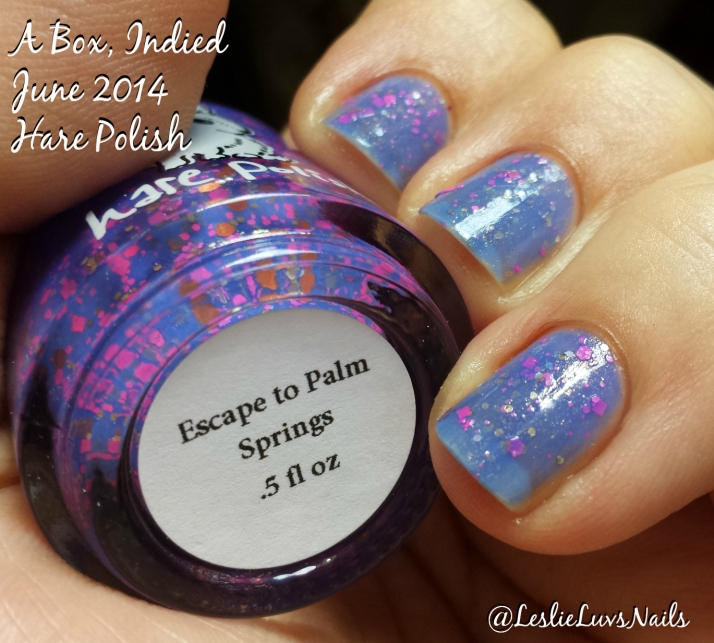 Hare Polish - Escape To Palm Springs