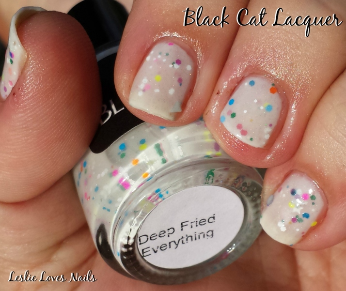 Black Cat Lacquer Deep Fried Everything