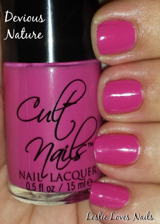 Cult Nails - Devious Nature