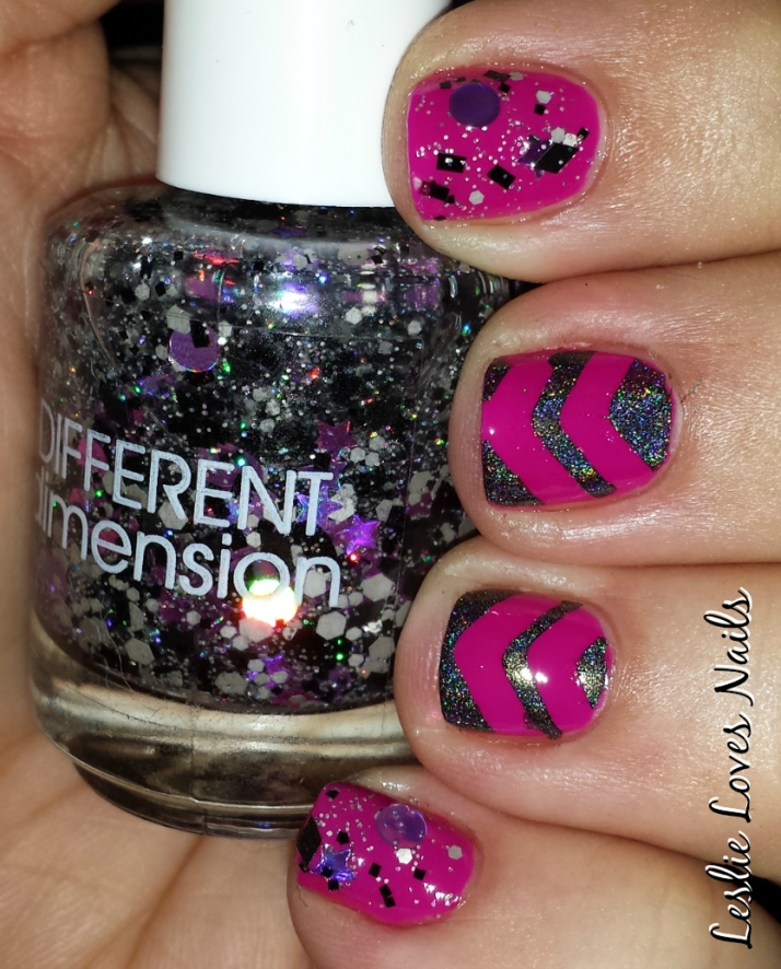 Different Dimension Time and Color Club Beyond over Julep Helena