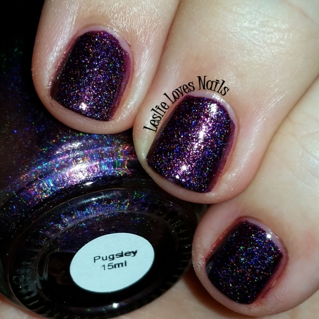 LilypadLacquer Pugsley