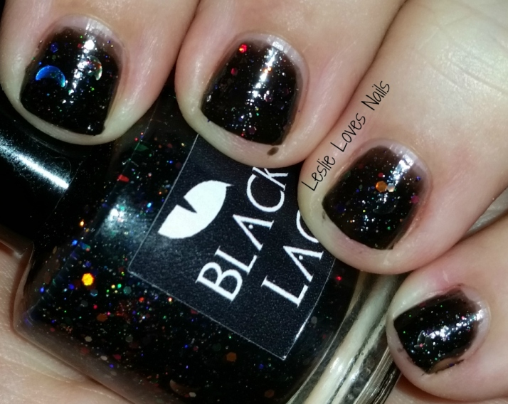Dance All Night - Black Cat Lacquer