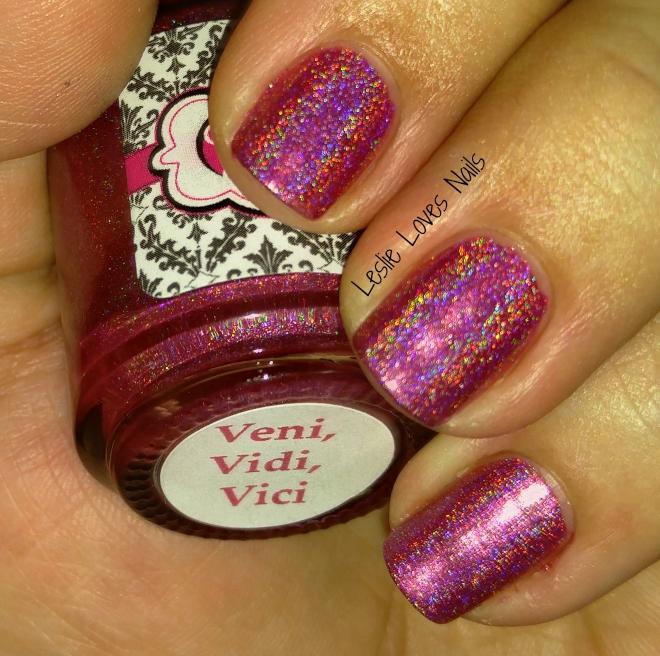 Glisten and Glow - Veni, Vidi Vici