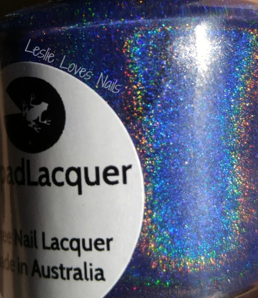 LilypadLacquer Indigo Love - Sunlight