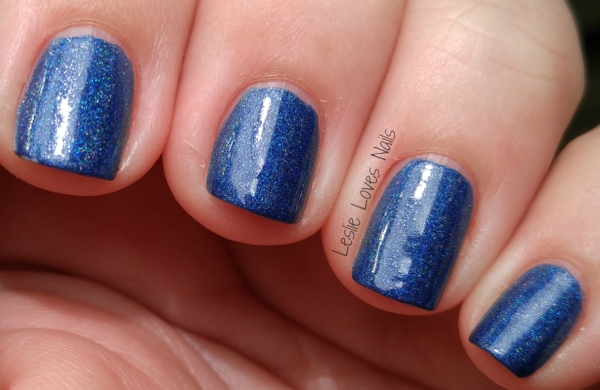 LilypadLacquer Indigo Love - Indirect sunlight